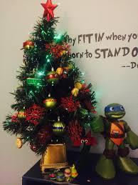 Shopko Christmas Tree Skirt by Teenage Mutant Ninja Turtles Christmas Tree Tmnt My Own