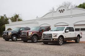 Ford Celebrates 15 Years Of King Ranch With Photoshoot - Ford-Trucks.com