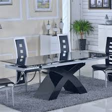table a manger en verre table basse pour salon maisonjoffrois