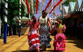 Flamenco Dresses Andalucia Spain