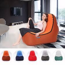 indoor outdoor treffpunkt aufblasbare luft lounge sofa stuhl wohnzimmer sitzsack liege cing wandern angeln stühle garten sofa