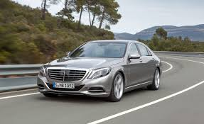 2014 Mercedes-Benz S-class / S550 First Drive | Review | Car And Driver