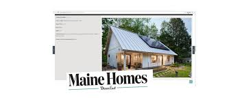 100 O At Home Magazine Ecocor Featured In Maine S By Down East News Ecocor