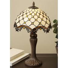 Tiffany Style Lamp Shades by Tiffany Style Jewel Roman Table Lamp 224767 Lighting At
