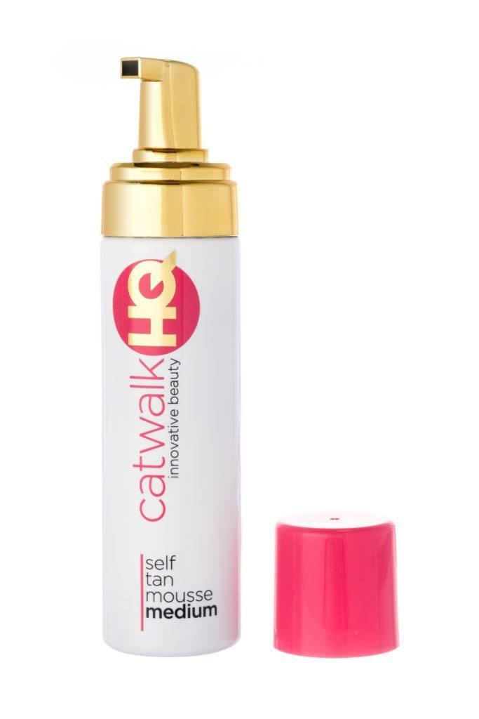 Catwalw HQ Medium Self Tan Mousse