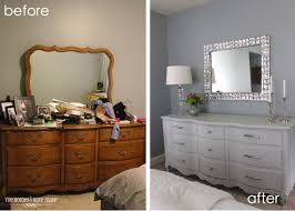 A Modern French Provincial Repainting Bedroom