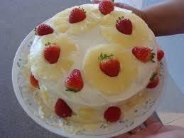Cream n Pineapple Cake – 15 Marbles