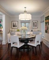 Why A Round Kitchen Table Is Used More Than Formal Dining Room