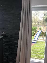 seitenschals für wohnzimmer und schlafzimmer