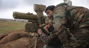 siege army syrian army breaks siege of two towns in northern aleppo sputnik