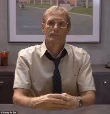 Good Humour Michael Bolton Poked Fun At Himself In A Spoof Of Office Space Released