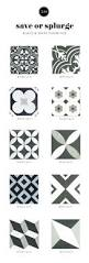 White 12x12 Vinyl Floor Tile by Black White Floor Tiles Kitchen For An Elegant Decor With