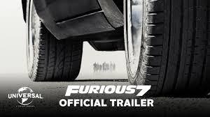 si e auto 3 ans furious 7 official trailer hd