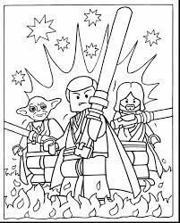 Marvelous Lego Star Wars Coloring Pictures To Print With Pages And