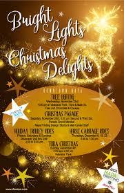 Kinds Of Christmas Tree Lights by Napa U0027s Christmas Parade Napa Valley Kid