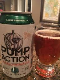 Imperial Pumpkin Ale by Seven Pumpkin Beers To Try This Fall