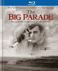 100 Blu Home Video THE BIG PARADE Ray MGM 1925 Warner