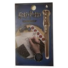 Harry Potter Schreibset Mit Stift Umschlag Stift Briefblatt