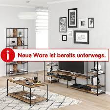 vicco anbauwand medienwand lowboard fyrk wohnwand offen wohnzimmer wand tv board