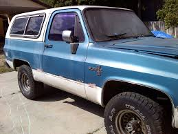 1985 Chevrolet Blazer - Overview - CarGurus All Chevy 85 4x4 Old Photos Collection Makes 1985 Chevrolet Ck Pickup 1500 K10 4wd4x4 Silverado Custom Shop Truck Lifted Carpatys Pictures To Pin On Pinterest C10 Hot Rod Network Pecks Customs September 2013 This Is What A Century Of Trucks Looks Like Automobile Big Green Gets Brand New V8 Crate Engine The 800horsepower Yenkosc The Performance Olyella1ton 3500 Regular Cab Specs