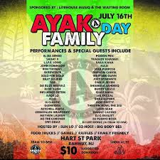 The Ayak Nation Litehouse Musiq And Waiting Room Have Teamed Up To Bring You A Great Day Full Of Food Fun Hip Hop This Event Will Take Place On