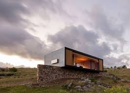 100 Prefab Architecture MAPA Designs Prefabricated House For Uruguayan Olive Grove