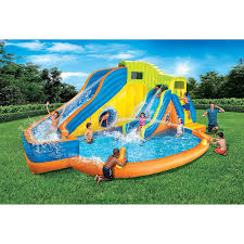 Inflatable Backyard Water Park Water Park Inflatable Games Backyard Slides Toys Outdoor Play Yard Backyard Shark Inflatable Water Slide Swimming Pool Backyards Trendy Slide Pool Kids Fun Splash Bounce Banzai Lazy River Adventure Waterslide Giant Slip N Party Speed Blast Picture On Marvellous Rainforest Rapids House With By Zone Adult Suppliers