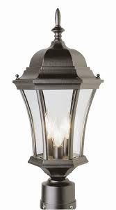 Outside Faucet Cover Menards by Amazon Com Trans Globe Lighting 4504 Bk Outdoor Burlington 21 25