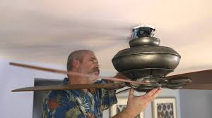 ask the randys troubleshooting a wobbly ceiling fan youtube