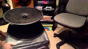 X Rocker Vibrating Gaming Chair by Making X Rocker Gaming Chair Youtube