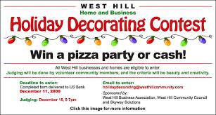 christmas decorating contest criteria ideas christmas decorating