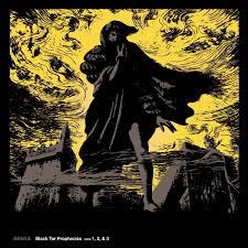 Black Tar Prophecies Vols 1 2 3 Grails