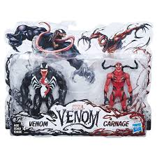 Ccomo Colorear A Venom Y A Carnach Y A Antivenom