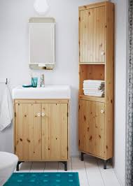 L Shaped Bathroom Vanity Unit by Corner Bathroom Cabinet For Interior Wooden White Cabinet With
