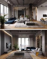 100 Modern Contemporary Design Ideas Apartment Interior Living Room Charming