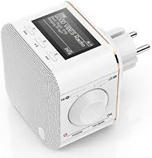hama digital radio for the socket dab dab fm