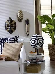 40 afrikanische masken wanddekoration ideen by