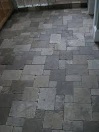 kitchen floor tile installation image for types of vinyl