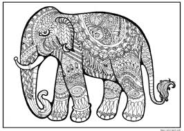 Adults Patterns Coloring Pages 08
