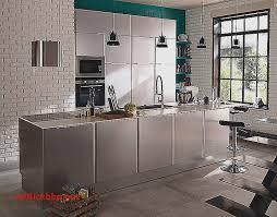 meuble cuisine inox meuble cuisine inox pour idees de deco de cuisine meuble de