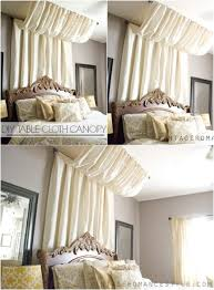 Bedroom Ceiling Ideas Diy by Sleep In Absolute Luxury With These 23 Gorgeous Diy Bed Canopy