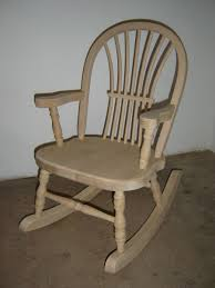 Custom New Solid Oak Wood Childrens White Rocking Rocker ... Traditional Wooden Rocking Chair White Palm Harbor Wicker Rocking Chair Pong Rockingchair Oak Veneer Hillared Anthracite Ikea Royal Oak Rover Buy Ivy Terrace Classics Mahogany Patio Rocker Vintage With Pressed Back Jack Post Childrens Childs Antique Chairs Mission Armchair Tiger Styles In Huntly Aberdeenshire Gumtree Solid Rocking Chair