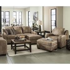Living Room Furniture Wood Free Sample Sets Brown Fabric Sofa