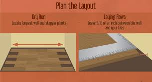installing luxury vinyl flooring fix
