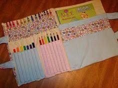 DIY Coloring Book Artfolio A Carrying Case For Crayons
