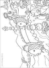 Coral Reef Fish Color Page Animal Coloring Pages Plate Sheet