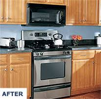 free kitchen cabinet refacing consultation from sears
