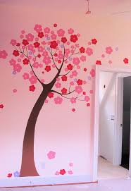 Wall Mural Decals Flowers by 81 Best Mural Playschool Ideas Images On Pinterest Flower Mural