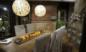 Rustic Chic Dining Room Ideas by Rustic Chic Family Room Design Home Design Ideas