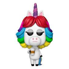 Rainbow Unicorn Pop Vinyl Figure By Funko Inside Out ShopDisney